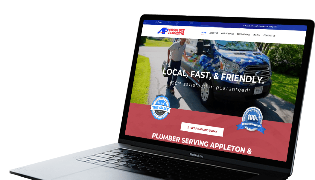 absolute plumbing marketing client possible zone