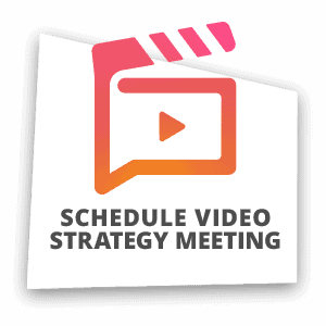 Schedule video strategy meeting Possible Zone